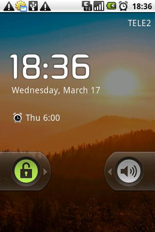 Android 2.1 for Samsung Galaxy Spica