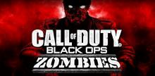 заставка к игре Call of Duty: Black Ops Zombies