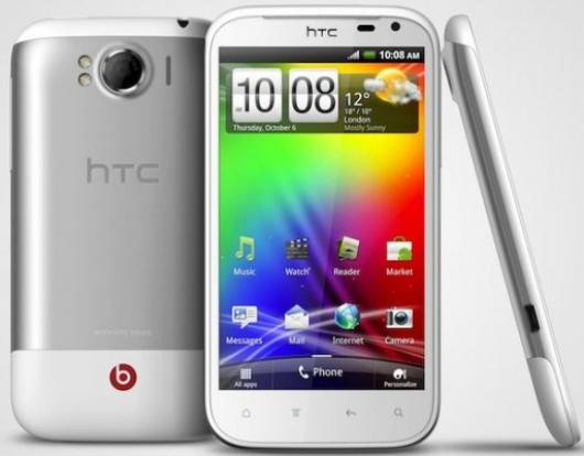 Смартфон HTC Sensation XL